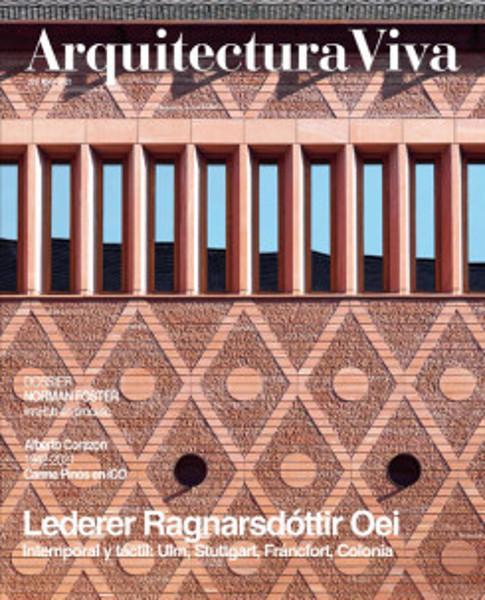 Picture of Arquitectura Viva 233 - Lederer Ragnarsdottir Oei