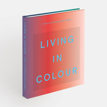 Picture of Living in Colour: Colour in Contemporary Interior Design