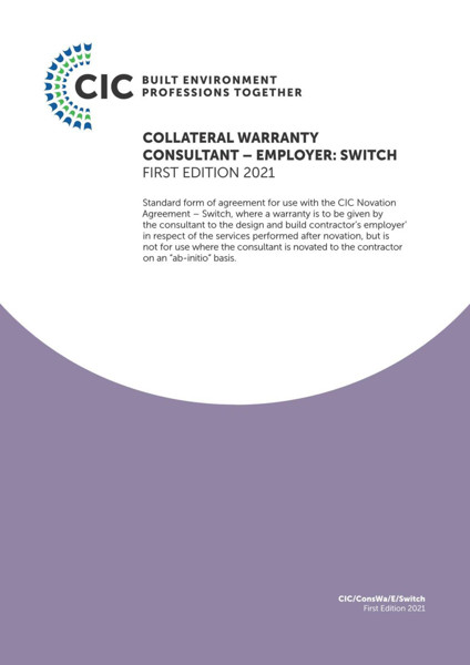 Picture of Collateral Warranty Consultant - Employer: Switch