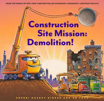 Picture of Construction Site Mission: Demolition!