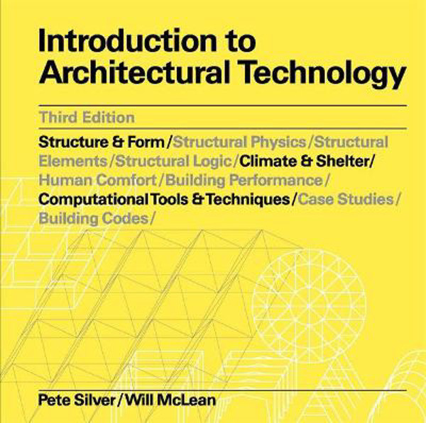 Picture of Introduction to Architectural Technology Third Edition