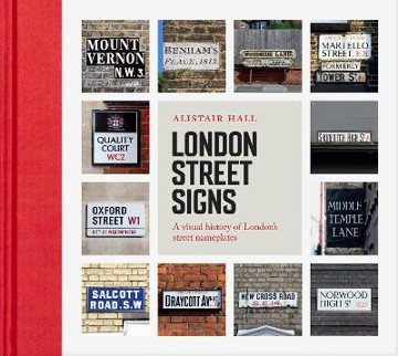 Picture of London Street Signs: A visual history of London's street nameplates