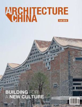 Picture of Architecture China: Building for a New Culture