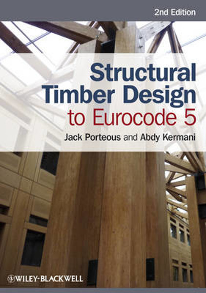Picture of Structural Timber Design to Eurocode 5