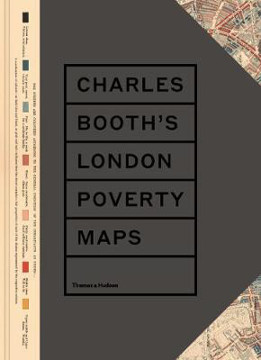 Picture of Charles Booth's London Poverty Maps