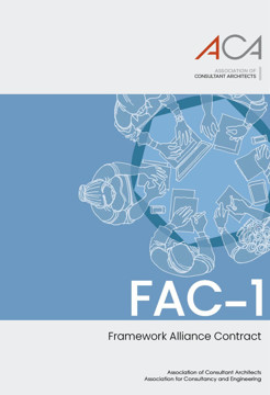 Picture of Framework Alliance Contract- FAC-1