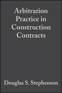 Picture of Arbitration Practice in Construction Contracts
