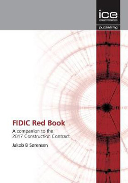 Picture of FIDIC Red Book: A companion to the 2017 Construction Contract: 2019