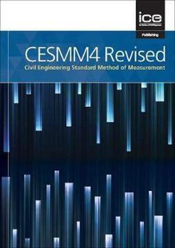 Picture of CESMM4 Revised: Civil Engineering Standard Method of Measurement: 2019