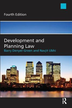 Picture of Development and Planning Law
