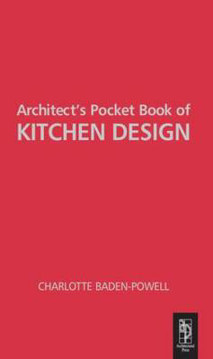 Picture of Architect's Pocket Book of Kitchen Design