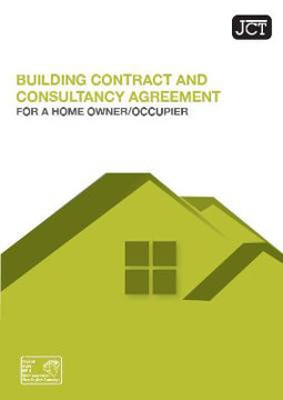 Picture of JCT: Building Contract for Home Owner/Occupier who has appointed a consultant