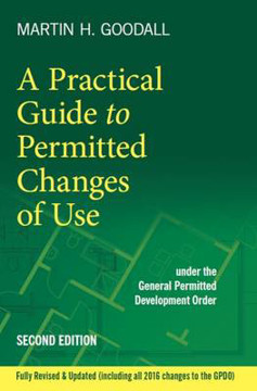 Picture of A Practical Guide to Permitted Changes of Use