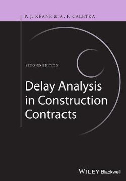 Picture of Delay Analysis in Construction Contracts