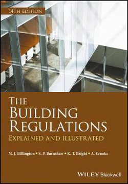 Picture of The Building Regulations: Explained and Illustrated