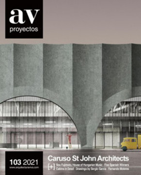 Picture of Av Proyectos 103 - Caruso St John Architects