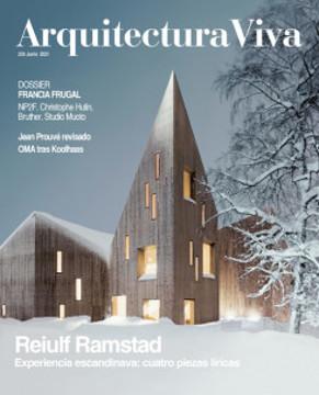 Picture of Arquitectura Viva 235 - Reiulf Ramstad