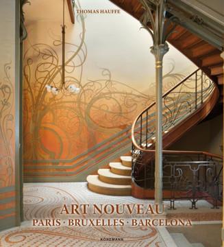 Picture of Art Nouveau: Paris, Bruxelles, Barcelona