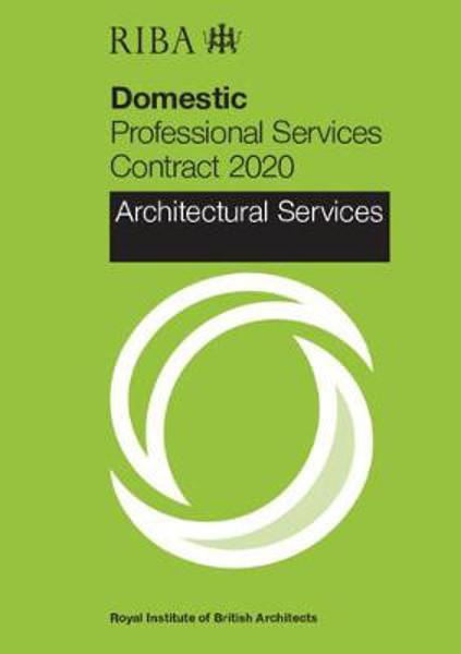 Picture of RIBA Domestic Professional Services Contract 2020 : Architectural Services