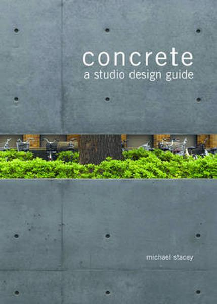 Picture of Concrete: A Studio Design Guide