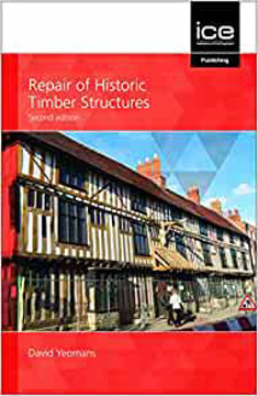 Picture of Repair of Historic Timber Structures