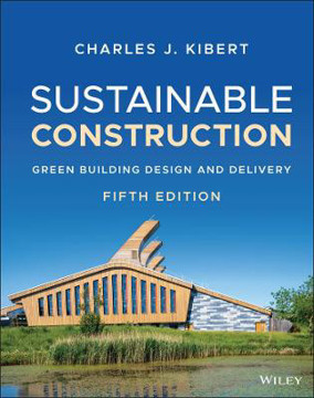 Picture of Sustainable Construction: Green Building Design and Delivery