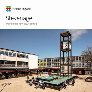Picture of Stevenage: Pioneering New Town Centre