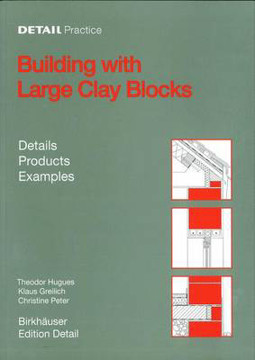 Picture of Building with Large Clay Blocks: Details, Products, Examples